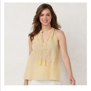❤️Any 2 items for $30 LC Lauren Conrad tank top